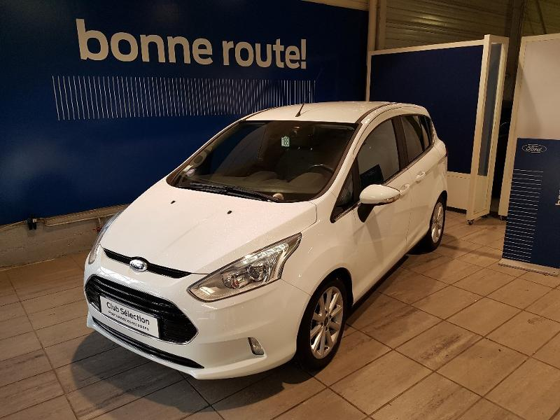 Véhicule occasion - FORD - B-MAX 1.0 SCTi 125ch EcoBoost Stop&Start Titanium