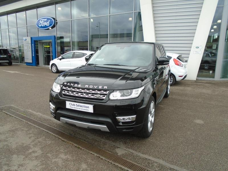 Véhicule occasion - LAND-ROVER - Range Rover Sport II Ph1 II-III SDV6 3.0 Hybride H