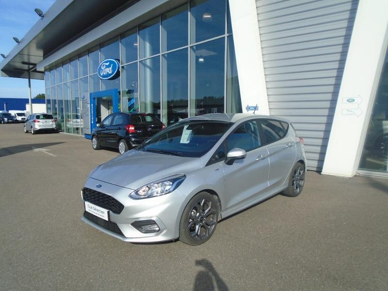 Véhicule occasion - FORD - Nouvelle Ford Fiesta 5P 1.0 EcoBoost S&S 100ch BVM6 ST-LINE