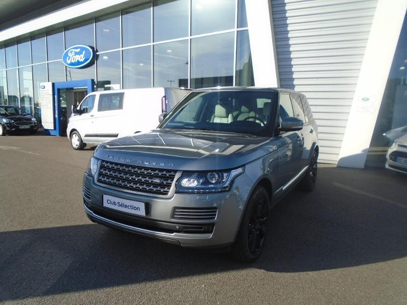 Véhicule occasion - LAND-ROVER - Range Rover