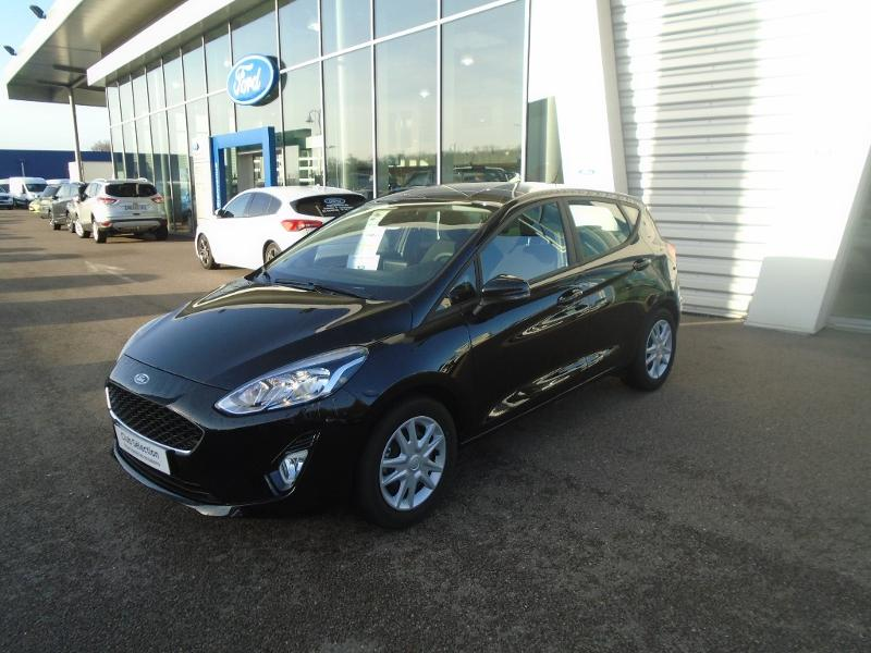 Véhicule occasion - FORD - Nouvelle Ford Fiesta 5P 1.1 85ch BVM5 TREND