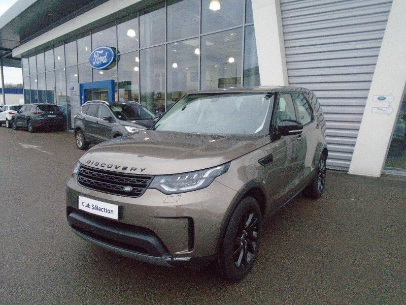 Véhicule occasion - LAND-ROVER - Discovery