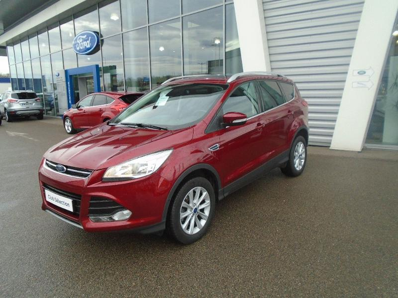 Véhicule occasion - FORD - FF KUGA C520