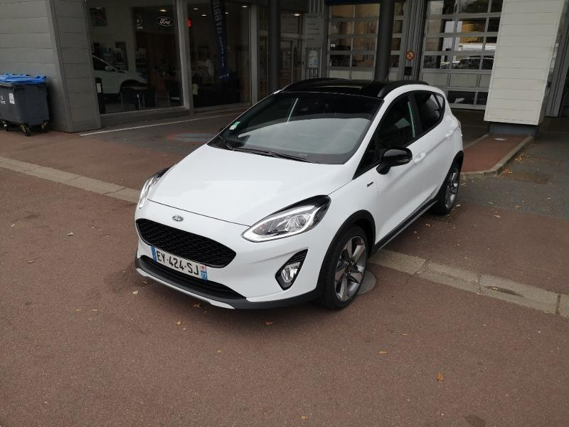 Véhicule occasion - FORD - FIESTA ACTIVE