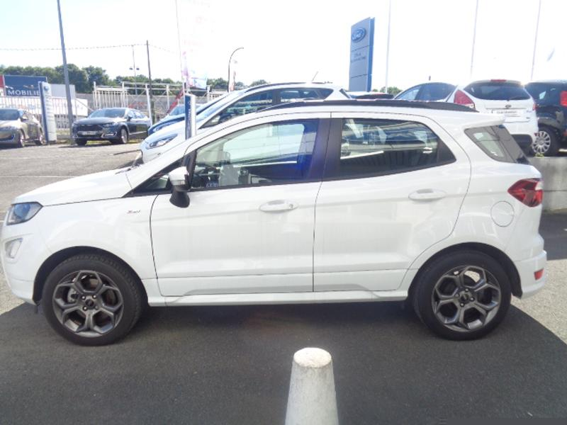 Véhicule occasion - FORD - EcoSport I Ph2 1.0 EcoBoost 125 ST-Line