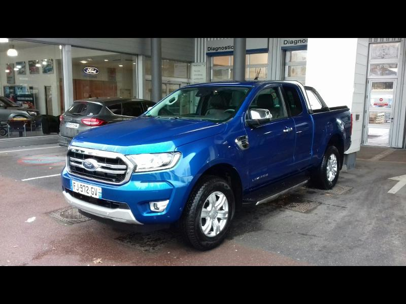 Véhicule occasion - FORD - RANGER SUPER CABINE
