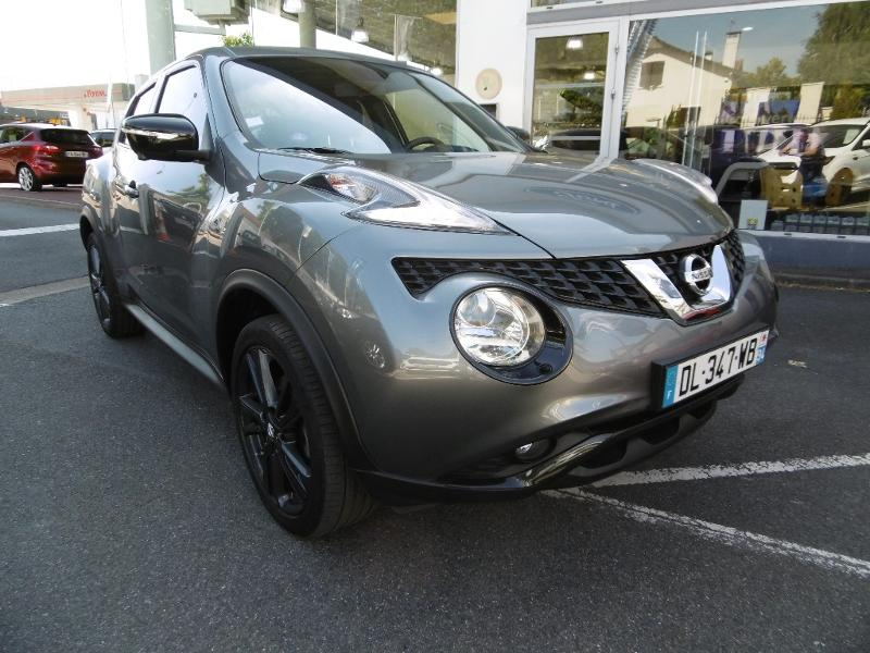 Véhicule occasion - NISSAN - Juke 1.6 DIG-T 190ch Tekna All-Mode 4x4-i Xtronic