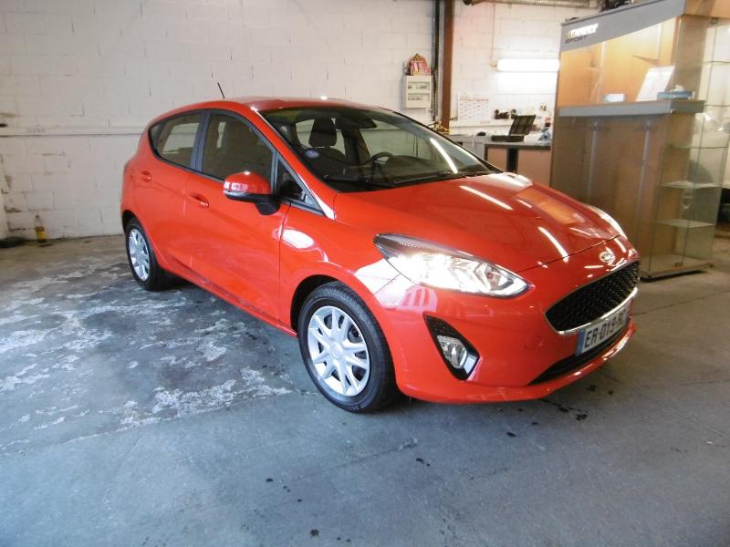 Véhicule occasion - FORD - Fiesta 1.0 EcoBoost 100ch Stop&Start Trend 5p