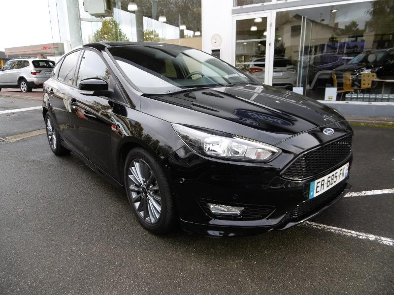Véhicule occasion - FORD - Focus 1.0 EcoBoost 125ch Stop&Start ST Line
