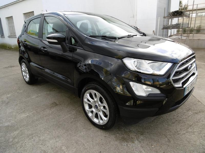 Véhicule occasion - FORD - EcoSport 1.0 EcoBoost 100ch Trend Euro6.2