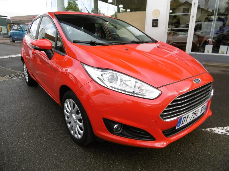 Véhicule occasion - FORD - Fiesta 1.25 82ch Edition 5p