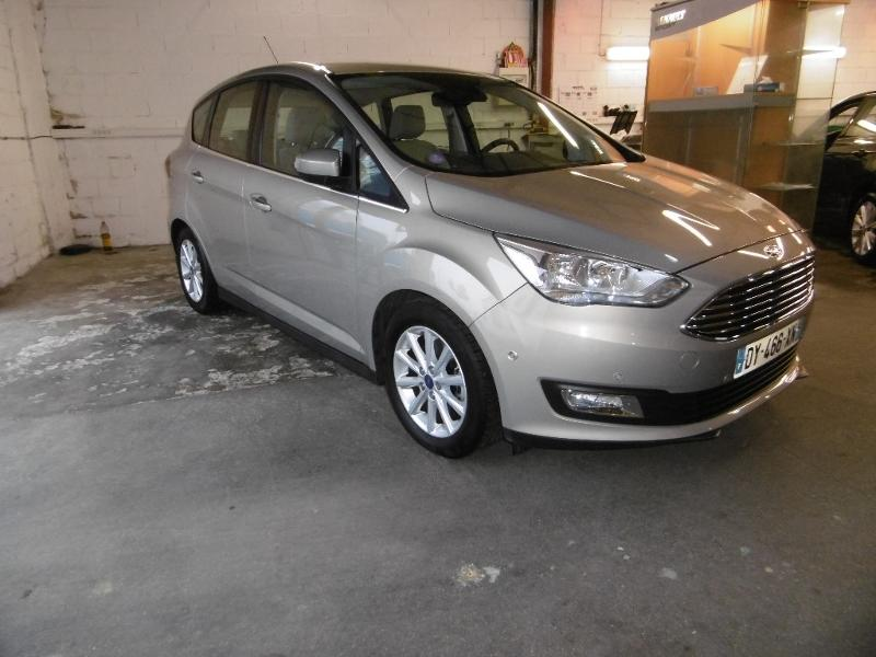 Véhicule occasion - FORD - C-MAX 1.5 EcoBoost 150ch Stop&Start Titanium