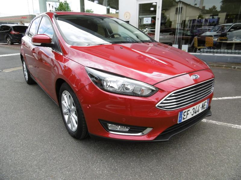 Véhicule occasion - FORD - Focus 1.0 EcoBoost 125ch Stop&Start Titanium