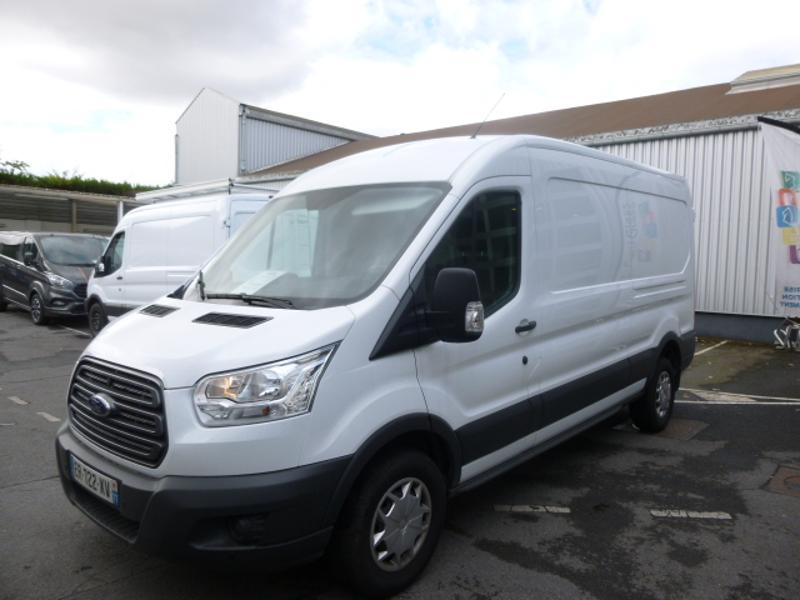 Véhicule occasion - FORD - FOURGON 2.0 l TDCi 130 - Euro 6 P 350 L3H2 TREND BUSINESS