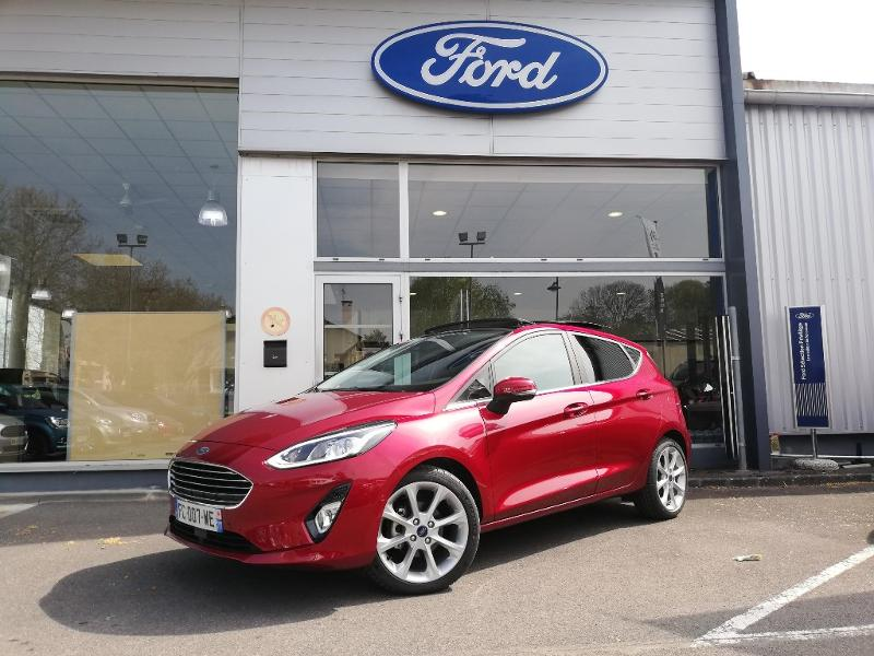 Véhicule occasion - FORD - FIESTA