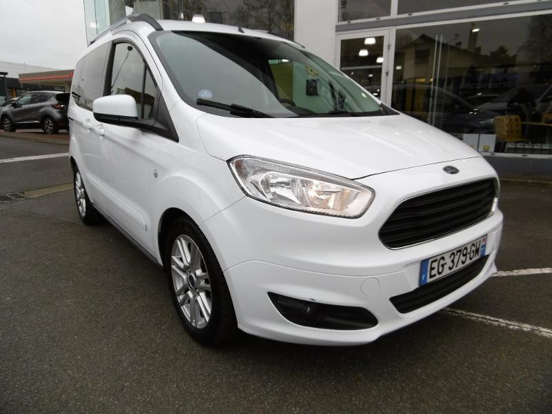 Véhicule occasion - FORD - FF TOURNEO B460