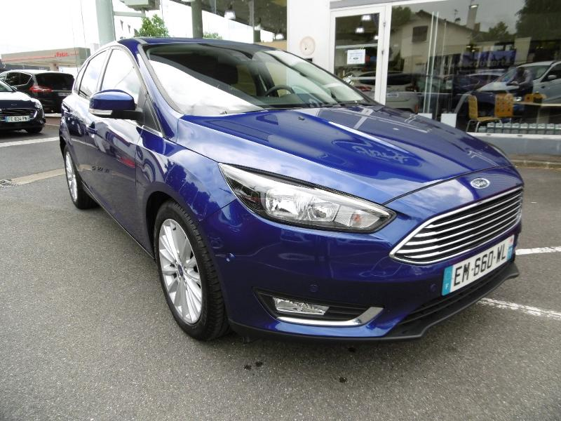 Véhicule occasion - FORD - Focus 1.5 EcoBoost 150ch Stop&Start Titanium