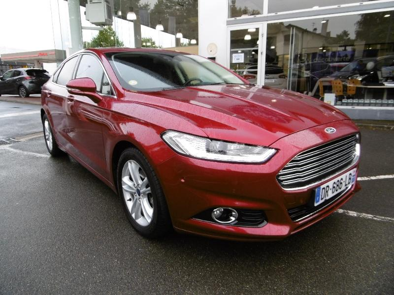 Véhicule occasion - FORD - Mondeo 2.0 TDCi 150ch Titanium PowerShift 5p
