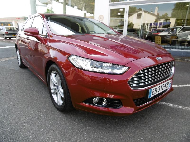Véhicule occasion - FORD - Mondeo 2.0 TDCi 180ch Titanium PowerShift 5p