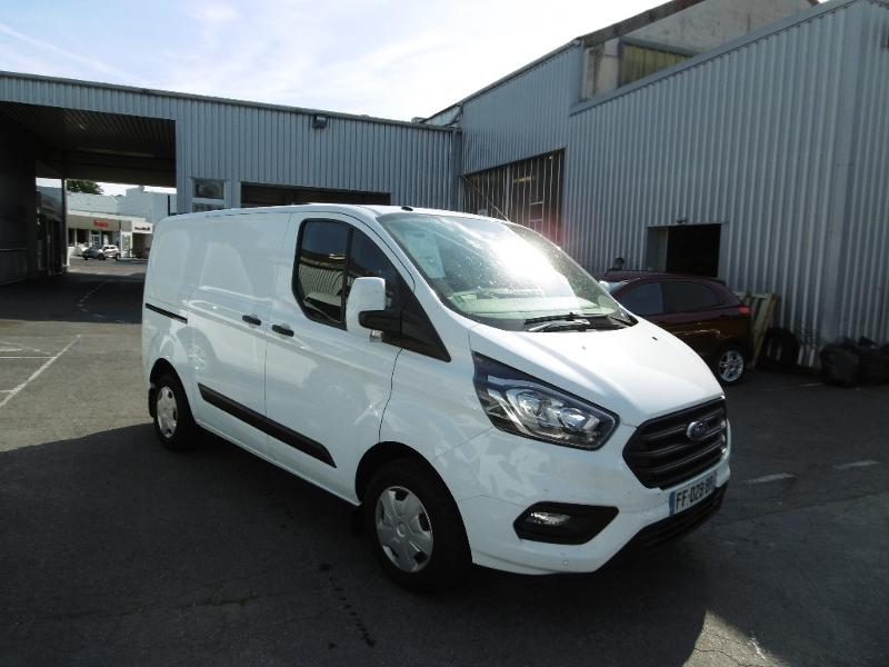 Véhicule occasion - FORD - TRANSIT CUSTOM FOURGON