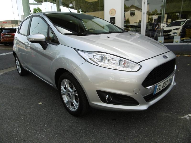 Véhicule occasion - FORD - Fiesta 1.0 EcoBoost 100ch Stop&Start Edition 5p