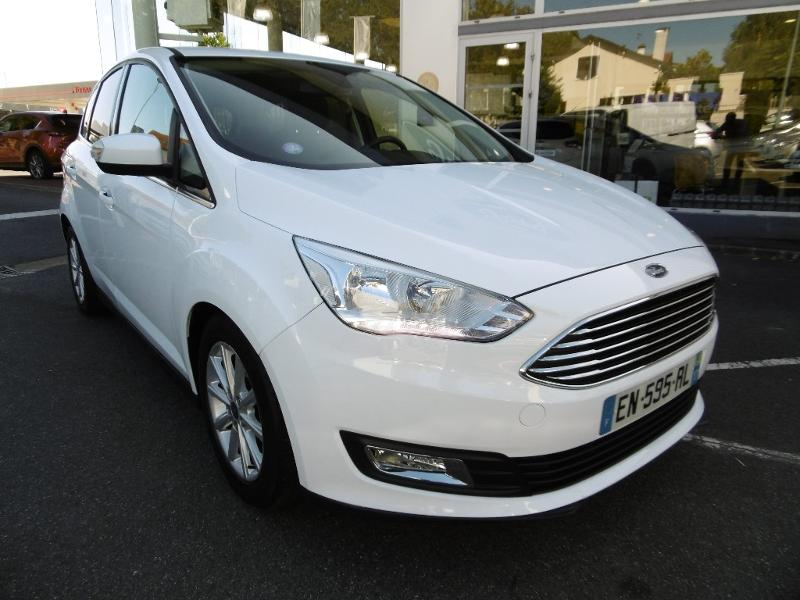 Véhicule occasion - FORD - C-MAX 1.0 EcoBoost 125ch Stop&Start Titanium