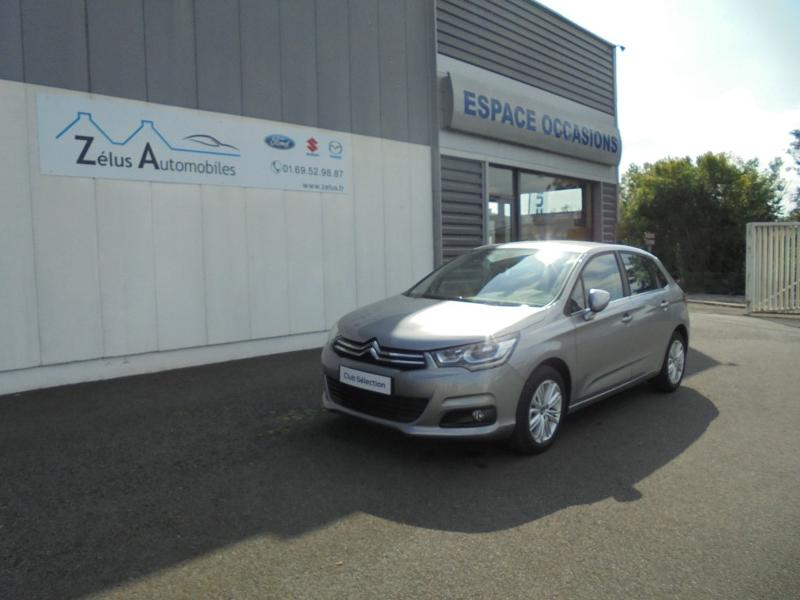 Véhicule occasion - CITROEN - C4 II Ph2 PureTech 110ch Feel