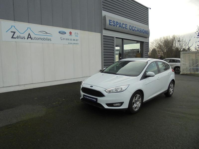 Véhicule occasion - FORD - Focus III Ph2 1.0 EcoB 100 S&S Edition