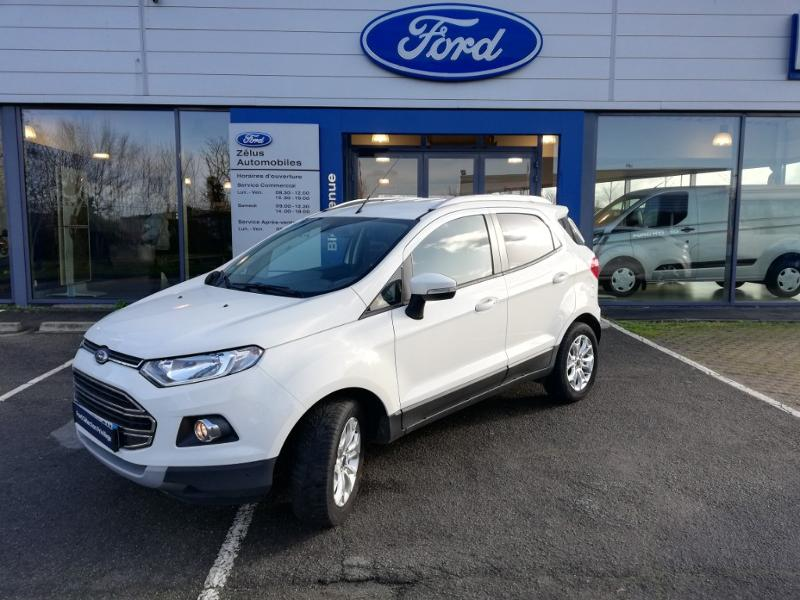 Véhicule occasion - FORD - Focus III Ph2 NG 1.5 TDCi 105 ECO S&S Business Nav
