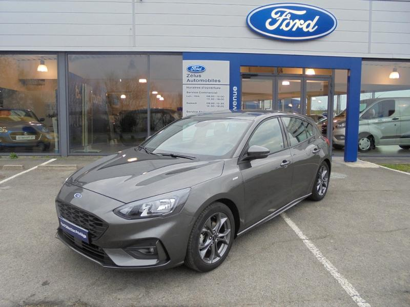 Véhicule occasion - FORD - Focus III Ph2 1.0 EcoB 125 S&S ST Line