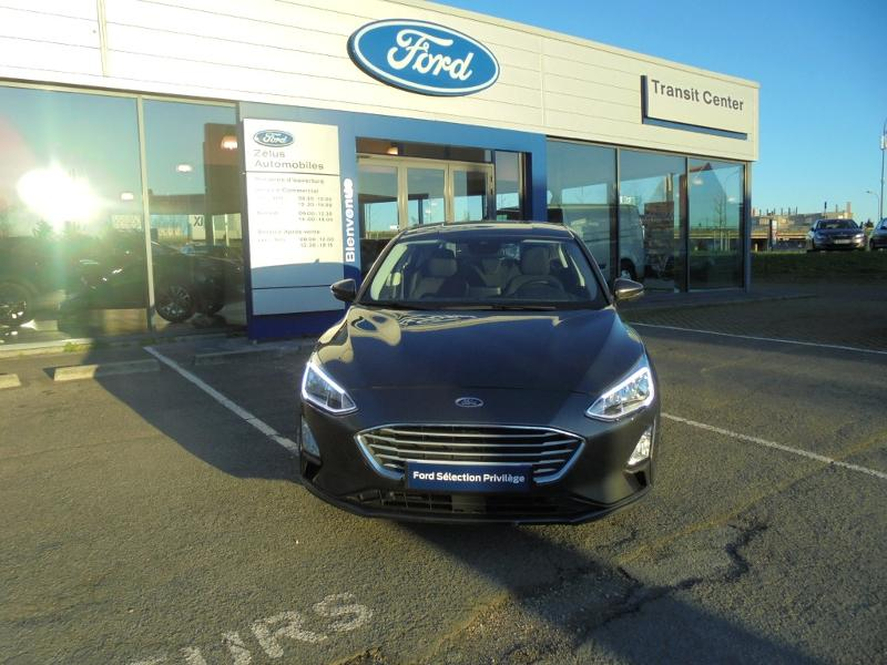 Véhicule occasion - FORD - Focus III Ph1 1.0 SCTi 100 EcoB S&S Trend 4p