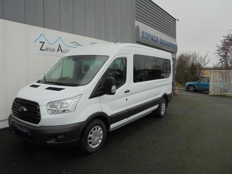 Véhicule occasion - FORD - Transit 2T Kombi