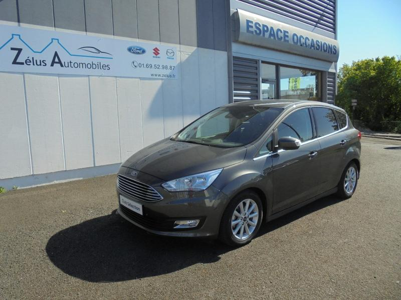 Véhicule occasion - FORD - C-MAX 1.0 EcoBoost 125 ch BVM6 S&S TITANIUM