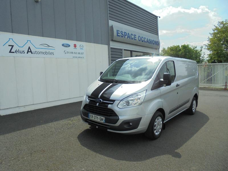 Véhicule occasion - FORD - FF TRANSIT CUSTOMER