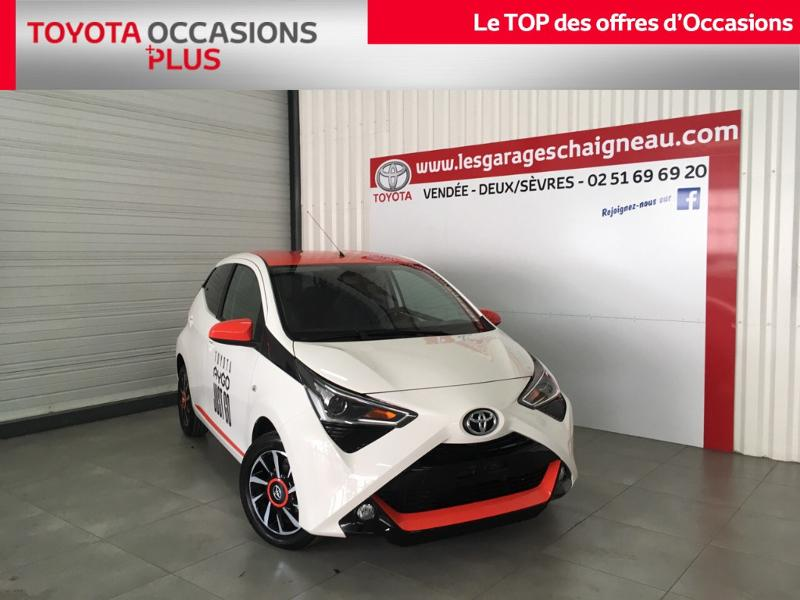 Véhicule occasion - TOYOTA - AYGO MC18