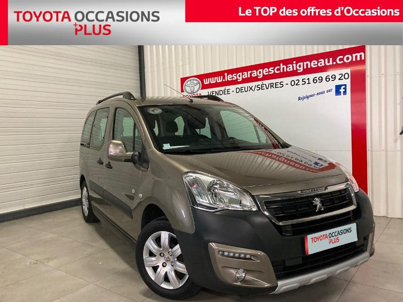 Véhicule occasion - PEUGEOT - Partner Tepee