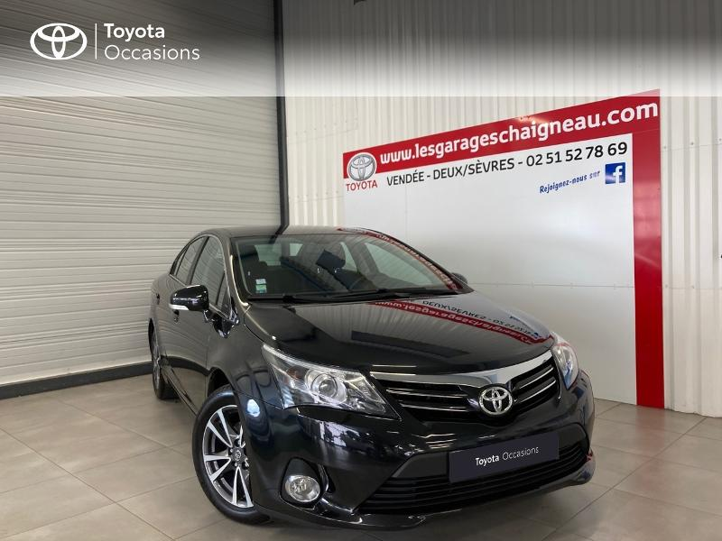 Véhicule occasion - TOYOTA - Avensis