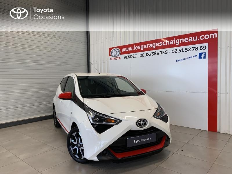 Véhicule occasion - TOYOTA - Aygo