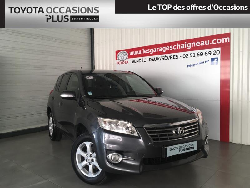 Véhicule occasion - TOYOTA - RAV4 150 D4D 4WD FAP LIFE