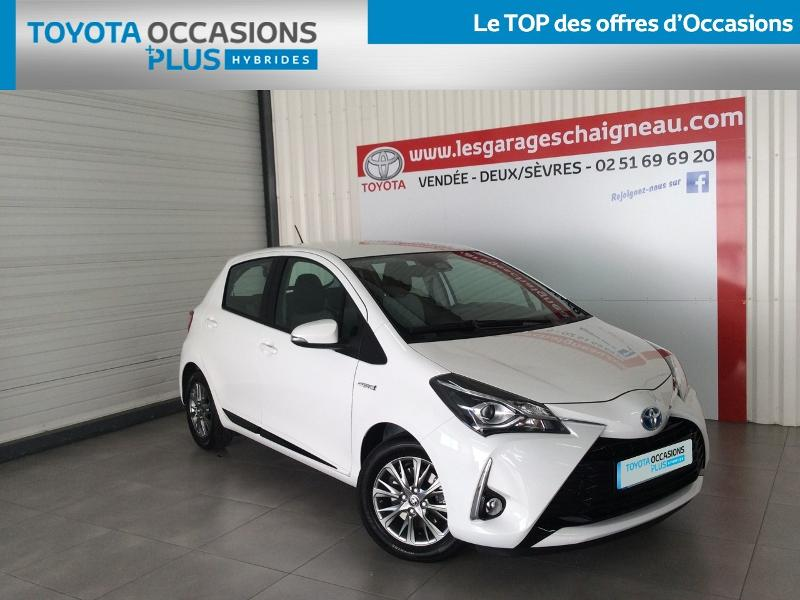 Véhicule occasion - TOYOTA - YARIS Hybride Hatchback 5P MC2 100h DynamicConfPlus RC18
