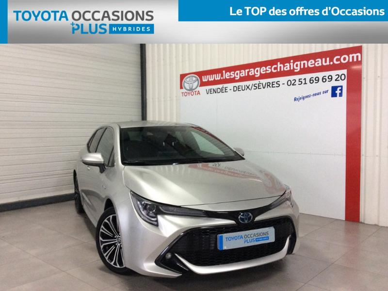 Véhicule occasion - TOYOTA - COROLLA Hatchback NG 180h Design