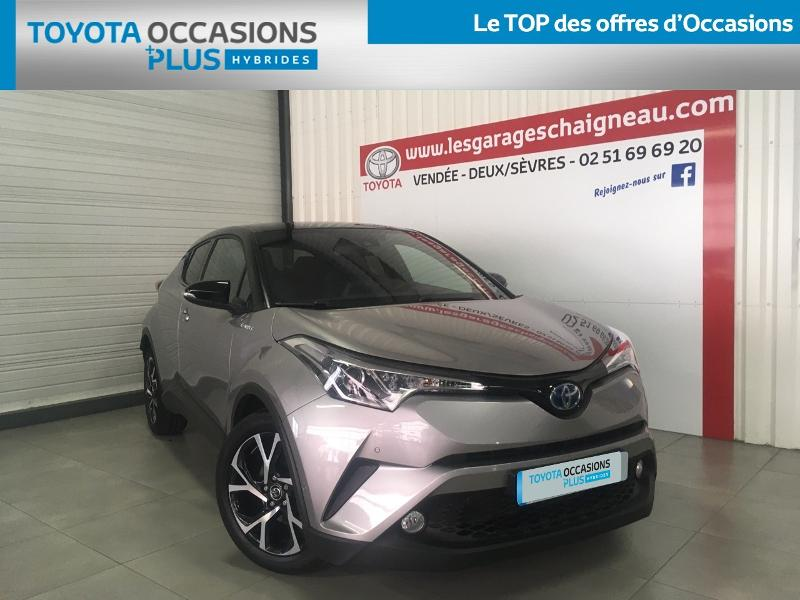 Véhicule occasion - TOYOTA - C-HR