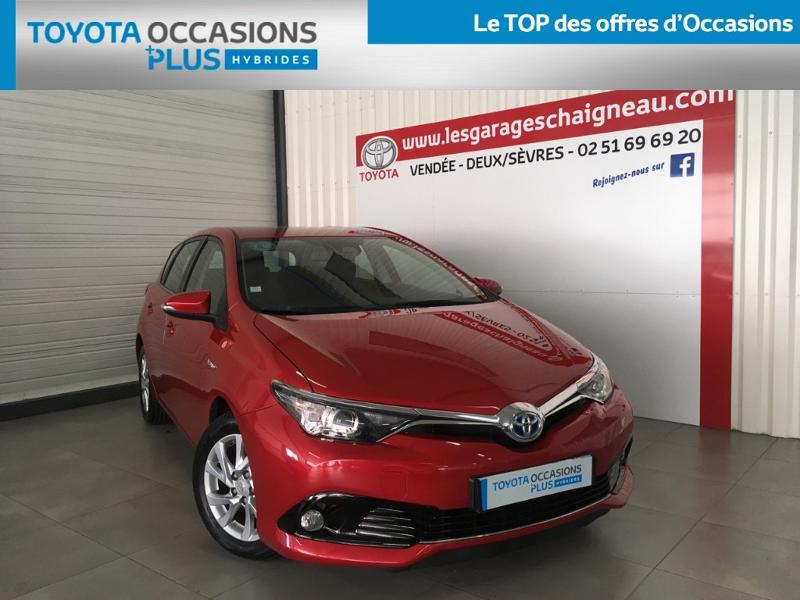 Véhicule occasion - TOYOTA - Auris
