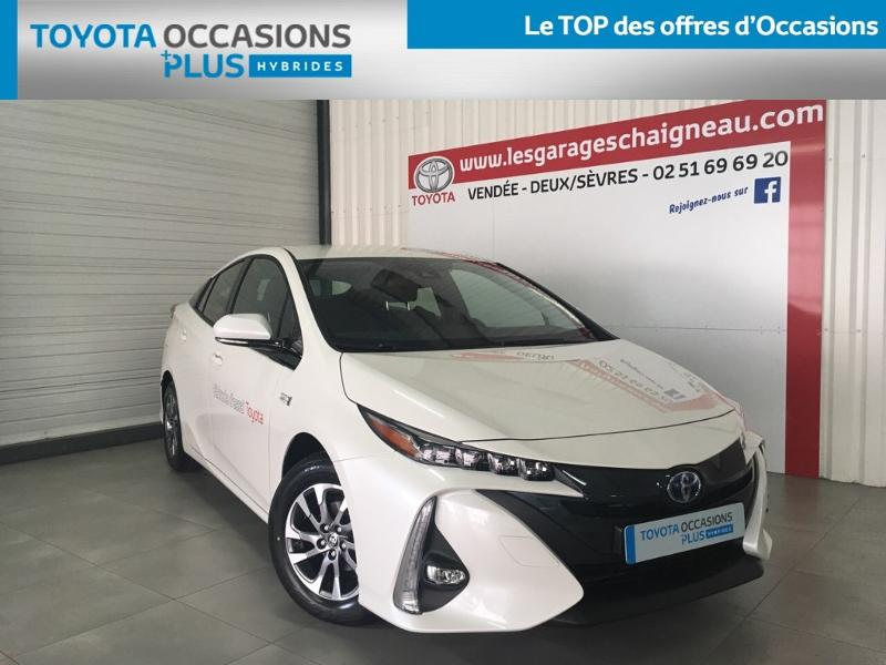 Véhicule occasion - TOYOTA - Prius Rechargeable