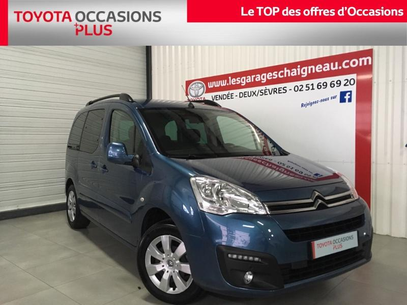 Véhicule occasion - CITROEN - BERLINGO MULTISPACE