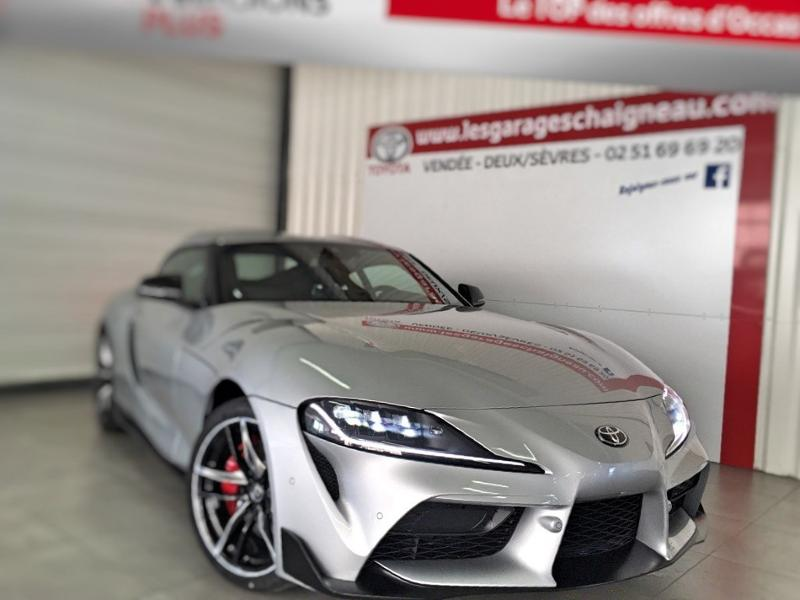 Véhicule occasion - TOYOTA - GR Supra