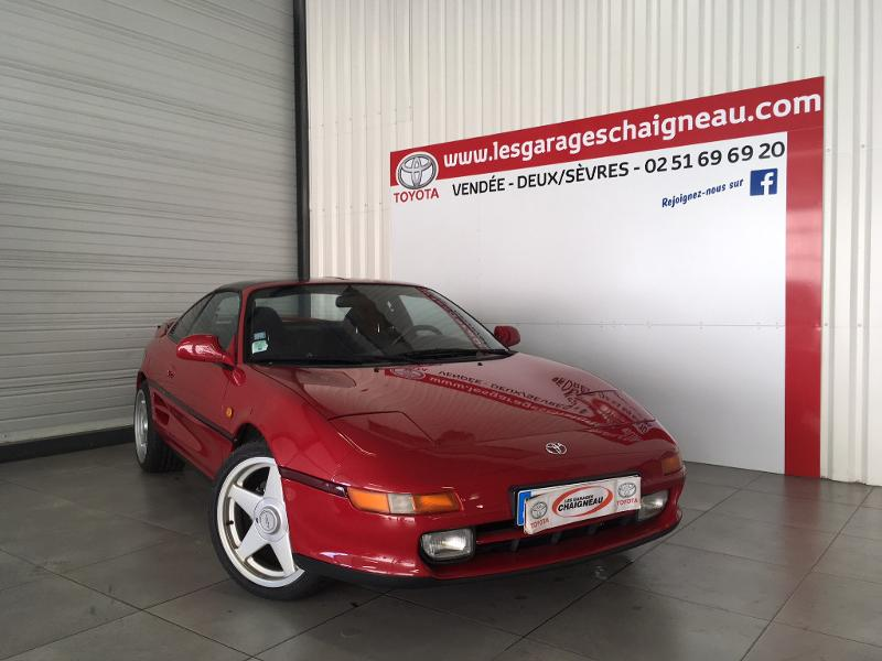 Véhicule occasion - TOYOTA - MR2
