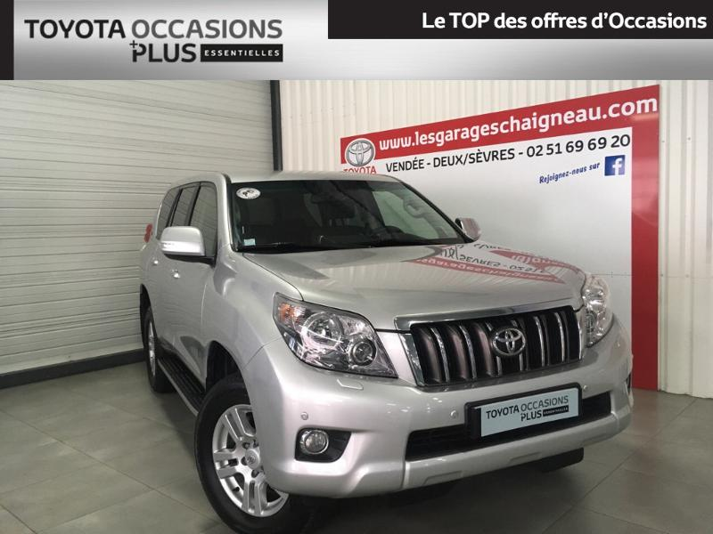 Véhicule occasion - TOYOTA - Land Cruiser