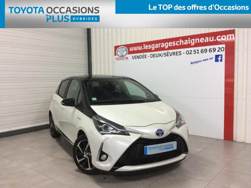 Véhicule occasion - TOYOTA - Yaris