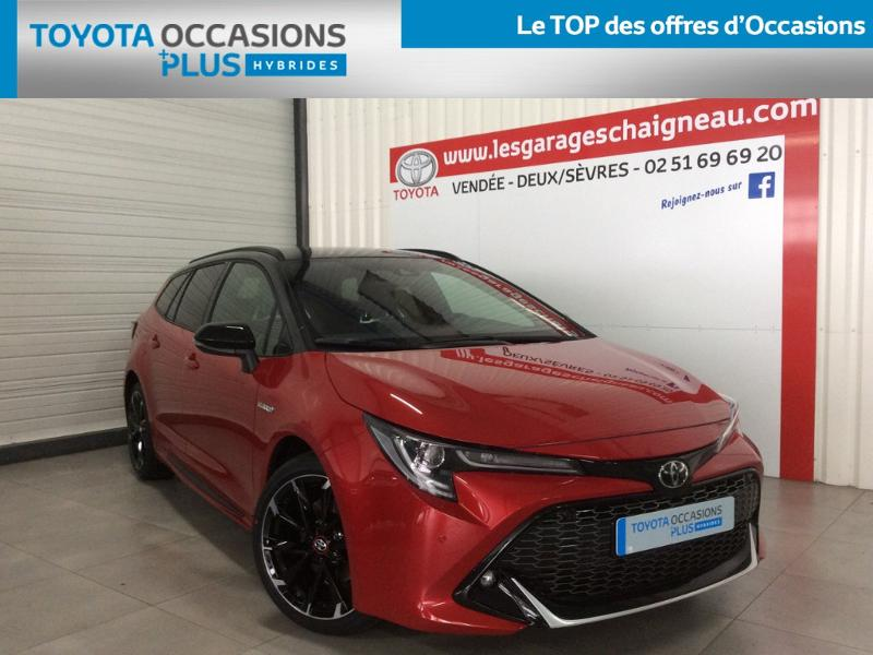 Véhicule occasion - TOYOTA - Corolla Touring Spt